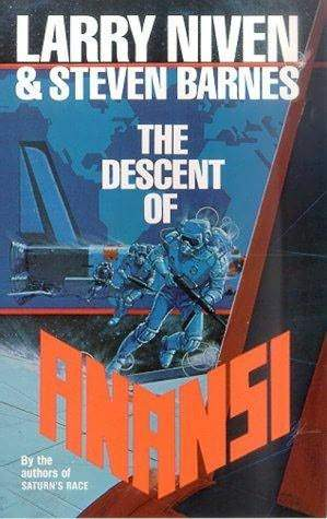 The Descent of Anansi  by  Larry Niven