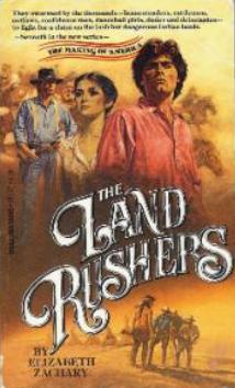 The Land Rushers Elizabeth Zachary