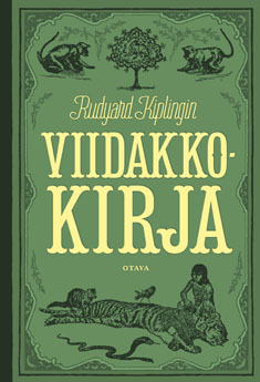 Viidakkokirja Rudyard Kipling