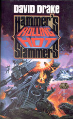 Rolling Hot (Hammers Slammers #4)  by  David Drake