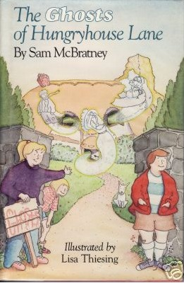 The Ghosts Of Hungryhouse Lane  by  Sam McBratney