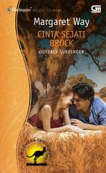 Cinta Sejati Brock  by  Margaret Way