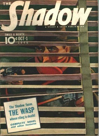 The Wasp (The Shadow, #207)  by  Walter B. Gibson
