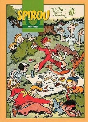 Spirou 1938-1946 (#6) Rob-Vel