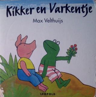 Kikker en Varkentje Max Velthuijs