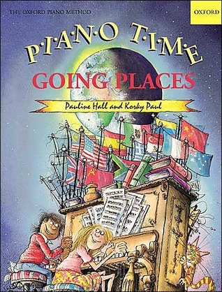 Piano Time Going Places Pauline Hall