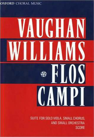 Flos Campi: Full Score  by  Ralph Vaughan Williams