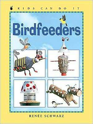 Birdfeeders  by  Renee Schwarz