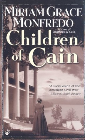 Children of Cain (Cain, #3)  by  Miriam Grace Monfredo