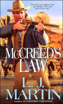 McCreeds Law  by  L.J. Martin