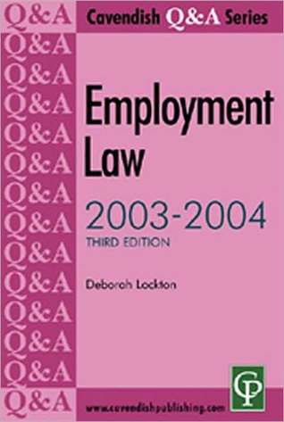 Employment Law Q&A  by  Routledge