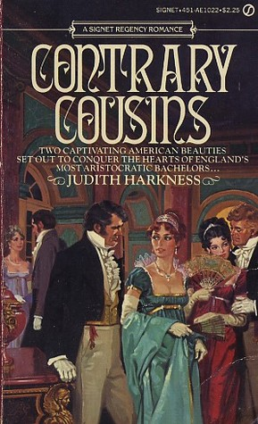 Contrary Cousins Judith Harkness