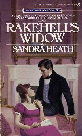 Rakehells Widow Sandra Heath
