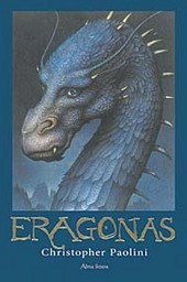 Eragonas  by  Christopher Paolini