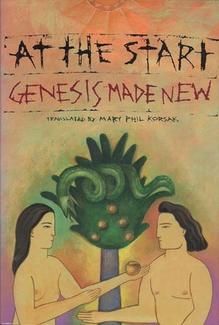 At the Start: Genesis Made New Anonymous