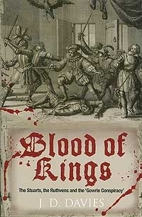 Blood of Kings  by  J.D. Davies