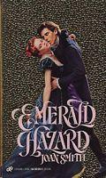 Emerald Hazard  by  Joan Smith