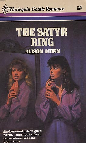 The Satyr Ring  by  Alison Quinn