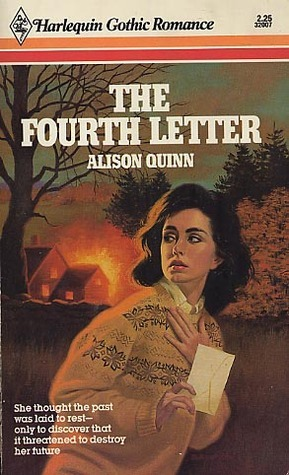 The Fourth Letter  by  Alison Quinn