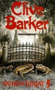 Veren kirjat 5  by  Clive Barker