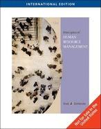 Administracion De Recursos Humanos  by  George W. Bohlander