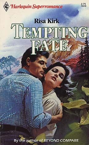 Tempting Fate  by  Risa Kirk