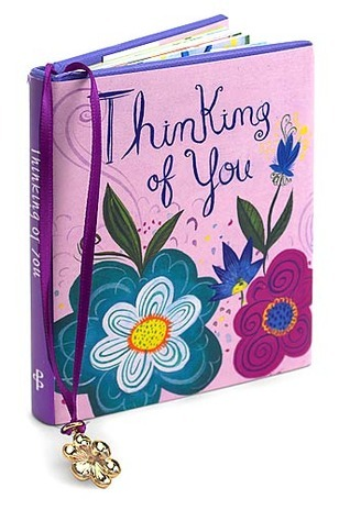Thinking of You [With 24k Gold-Plated Charm]  by  Pat Dickinson