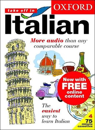 Oxford Take Off in Italian: 4 Cassettes Concetta Batelli-Kneale