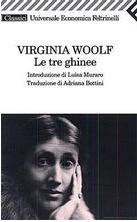 Le tre ghinee  by  Virginia Woolf
