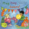 Hiep, hiep, hoera!  by  Vivian den Hollander
