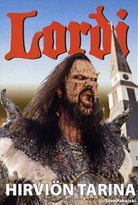 Lordi - Hirviön tarina  by  Sven Pahajoki