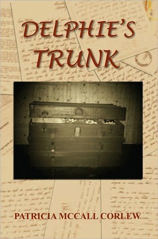 DELPHIES TRUNK  by  Patricia McCall Corlew