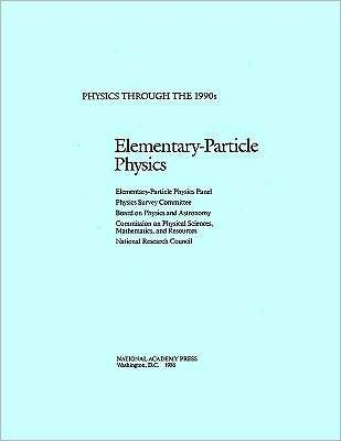 Elementary-Particle Physics National Research Council