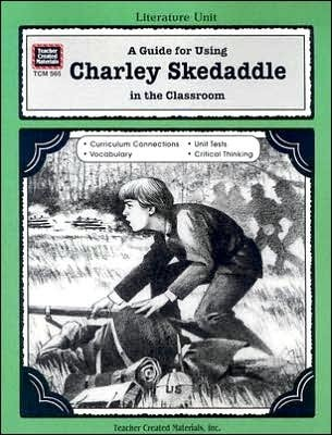 A Guide for Using Charley Skedaddle in the Classroom Patricia Beatty