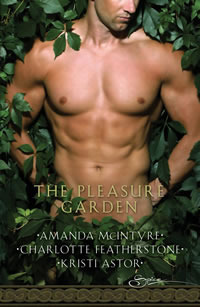 The Pleasure Garden  by  Amanda McIntyre