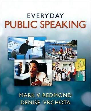 Everyday Public Speaking (Book Alone) Mark V. Redmond