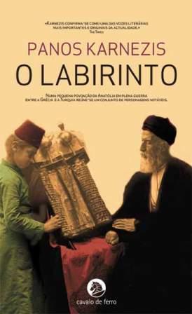 O Labirinto  by  Panos Karnezis