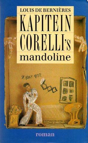 Kapitein Corellis mandoline  by  Louis de Bernières