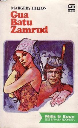 Gua Batu Zamrud  by  Margery Hilton