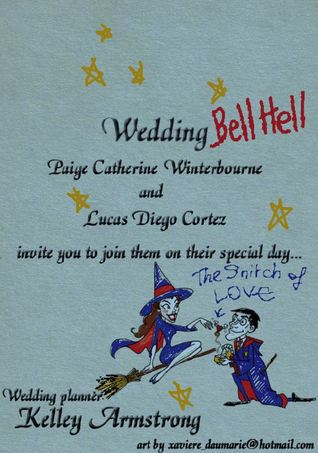 Wedding Bell Hell (Otherworld Stories, #4.1)  by  Kelley Armstrong
