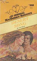 Desert Song (MacFadden Romance, #108) Ann Boyle