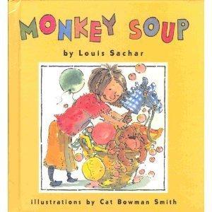 Monkey Soup Louis Sachar