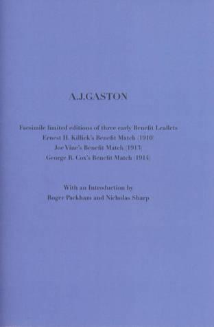 A.J. Gaston Roger Packham