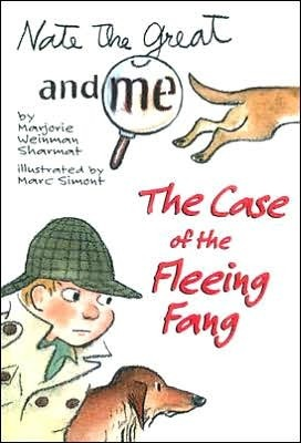 The Case of the Fleeing Fang  by  Marjorie Weinman Sharmat