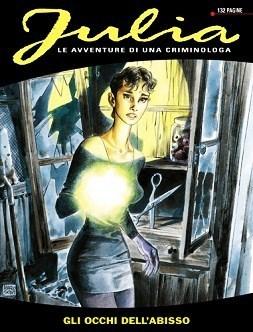 Julia n. 1: Gli occhi dellabisso Giancarlo Berardi