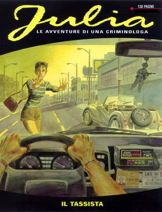 Julia n. 41: Il Tassista  by  Giancarlo Berardi