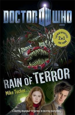 Doctor Who-Rain Of Terror/Extra Time  by  Mike Tucker
