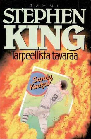 Tarpeellista tavaraa: viimeinen tarina Castle Rockista  by  Stephen King