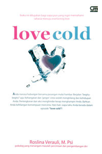 Love Cold Roslina Verauli, M.Psi