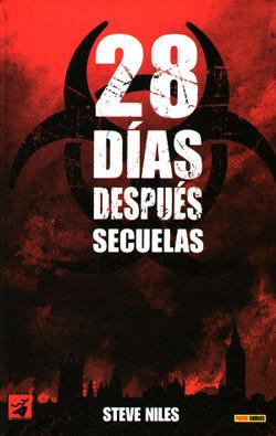 28 días después: Secuelas  by  Steve Niles